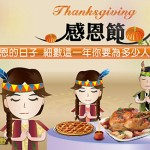 感恩節 Thanksgiving