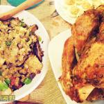自製感恩節的火雞大餐