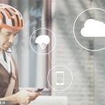 Volvo推出雲端單車頭盔