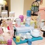 粉紅風‧浪漫下午茶-HERDOR禾多