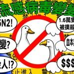 禽流感病毒變變變