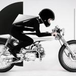Bandit9的摩托車藝術踏入時尚世界
