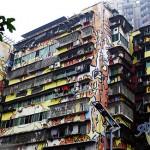隱藏在重慶的世界最大塗鴉作品