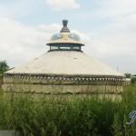 內蒙古的成吉思汗紀念堂