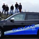 無人駕駛汽車正在首次橫穿美國