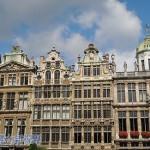 小城市大歷史-- 比利時的布魯塞爾