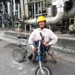 劉大潭—在輪椅上用科技濟世,幫助全人類的身障發明家
