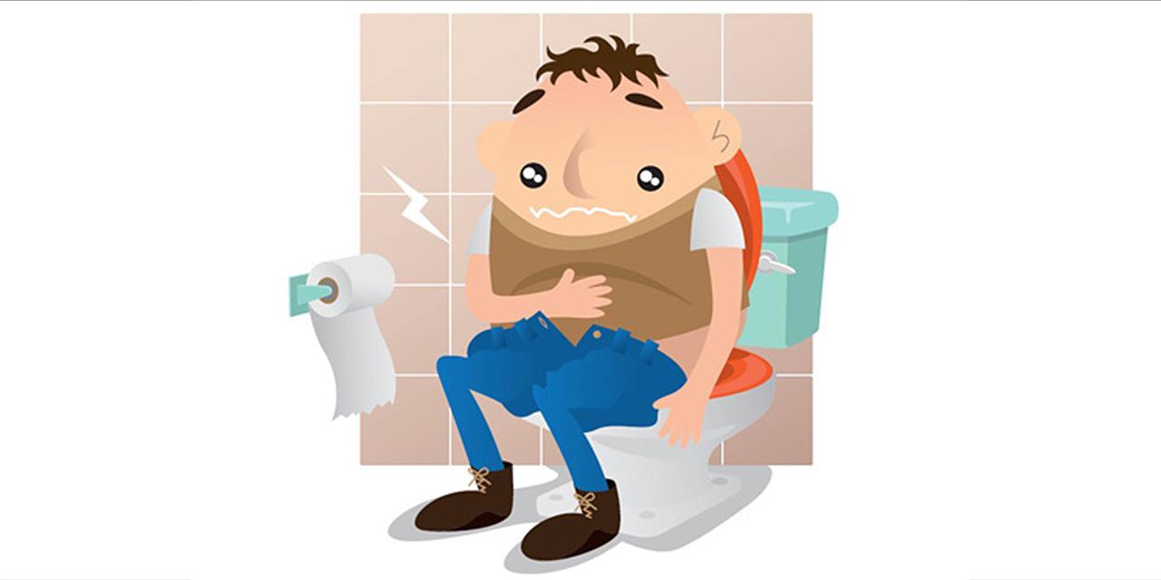 原來腸胃炎時,吃什麼都可以!
