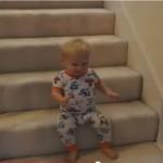 寶寶下樓梯