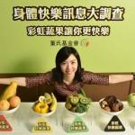 每日攝取足夠水果 幫助身體更快樂