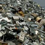 全球電子廢物僅6分之1回收