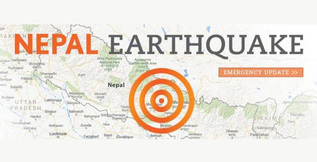 尼泊爾強震的「線上救援」:臉書、Google 和其他網路組織如何協助救災