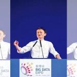 馬雲、馬化騰爭鋒 決戰大數據 直擊貴陽數博會 12兆身價企業大咖齊聚
