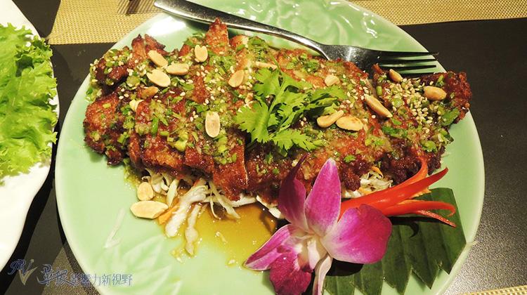 挑動你的味蕾饗宴—泰集泰式創意料理