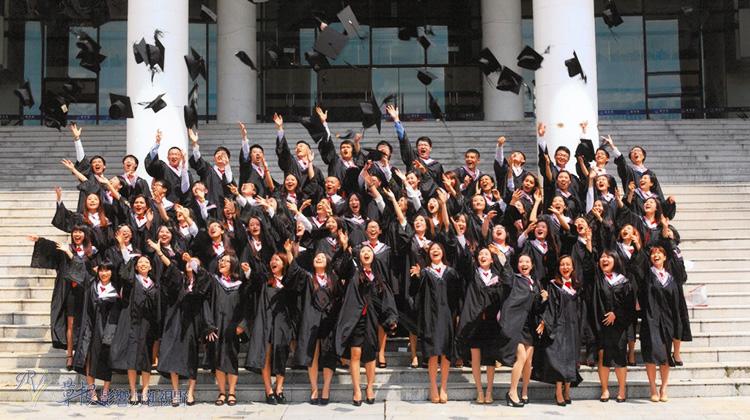畢業一大儀式——拍畢業照