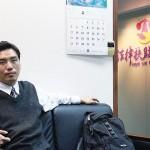 用「心」爭公義,台灣第一位視障律師李秉宏