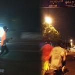 廣州大學生的生活一角——跑内環