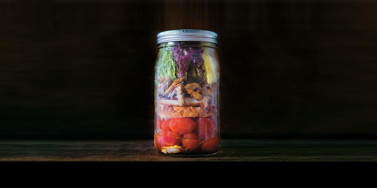 蔬果吃不夠?罐沙拉一天一罐搞定