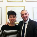 半路出家的台灣高職生,如何成為法國總統「御用」糕點師傅?