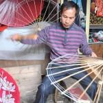 KAZbrella 反向開傘 反轉雨傘千年的歷史
