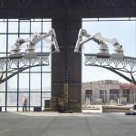 機器人在阿姆斯特丹3D列印橋樑