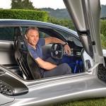 世界首款3D列印的環保超級跑車