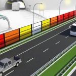 荷蘭測試太陽能發電的道路屏障