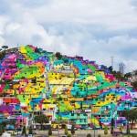 潛移默化的色彩力量,降低城市暴力犯罪率的彩繪計畫