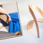 造型奇特平衡椅 Counterpoise Chair