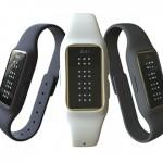 世界上第一台盲人專用的智慧型手錶