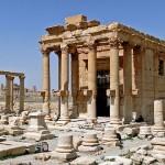 踐踏敘利亞世遺古城!IS炸掉二千年歷史神廟巴爾夏明