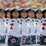 大陸年輕人如何看待北京抗戰閱兵式?