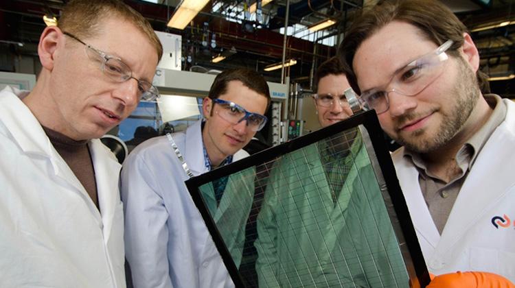 創新太陽能窗戶 生產效率多50倍