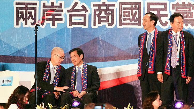 獵殺「洪色」10月!國民黨大分裂! 馬朱吳王各有盤算 換柱立場難得一致