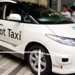 計程車上沒有穩將…日本即將開始無人計程車實驗計畫
