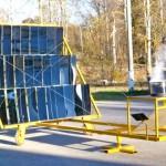太陽能聚光器DIY