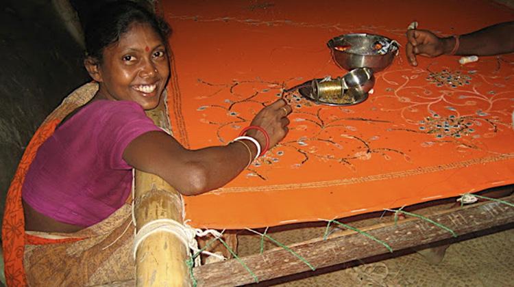 透過勇氣 到印度看見微額貸款