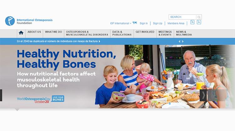 強健骨骼 活力人生從年輕開始