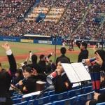 在日本很出名的一場棒球賽——早慶戰