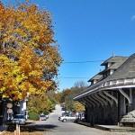 紐約近郊的深秋楓葉行