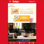 「Eatigo」- 新加坡與泰國的省錢吃飯 App