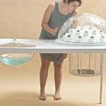 用手機種菜、可以吃的塑膠、3D列印營養素:未來廚房將顛覆你的想像!