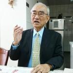 退休牧師林榮郎賣場飆詩歌 天籟美聲撼動網友