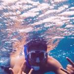 奇妙的海底世界──素林國家公園潛水記