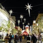 洛杉磯的聖誕節—比佛利山莊的Grove商場