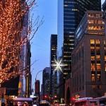 那一年,我們在紐約的聖誕節
