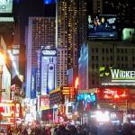 紐約的42街(內含時代廣場跨年倒數)