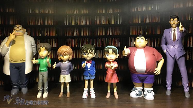 日本動漫、迪士尼動畫 文創展豐富