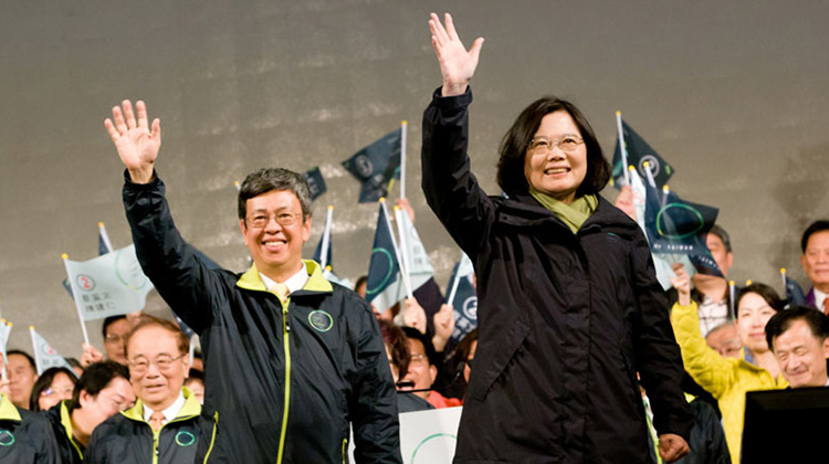 民主選舉:台灣最珍貴的瑰寶!
