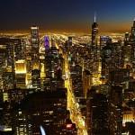 情迷冬季芝加哥:三個芝加哥夜拍的好去處